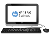 HP 18 All-in-One Business PC