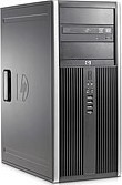 Compaq ELITE 8300 BASE MODEL CONVERTIBLE MINITOWER PC